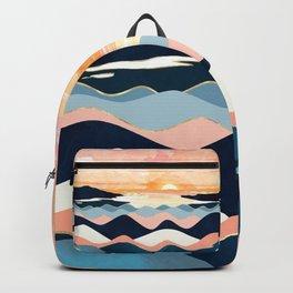 Autumn Ocean Backpack