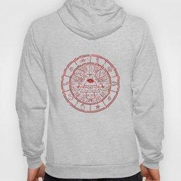 Gravity Falls Bill Cipher Wheel- disorderd Hoody