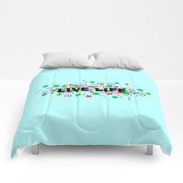 Live Life Comforters
