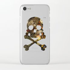 Vanity 5 Jacob's 1968 Agency Urban Fashion Culture Paris Clear iPhone Case