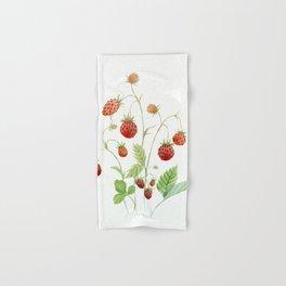 Wild Strawberries Hand & Bath Towel