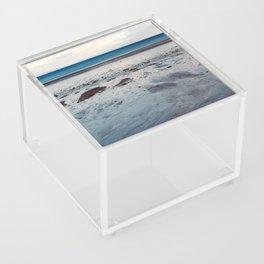 Blue Beach Acrylic Box