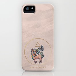 Baby Sagittarius - The Baby Zodiac Collection iPhone Case