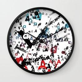 Say Aaaaaa... Wall Clock