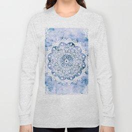 BLUE SKY MANDALA Long Sleeve T-shirt