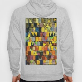 Paul Klee Once Emerged from the Gray of Night Hoody