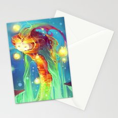 Convoy of lost children Stationery Cards