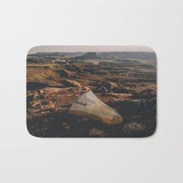 Camp Canyonlands Bath Mat