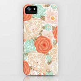 Cadimum Orange iPhone Case