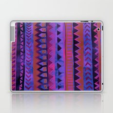 PATTERN {Tribal Stripe- Purple} Laptop & iPad Skin