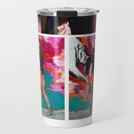 Wolf like Me  Travel Mug