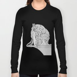 Ivory Tower (v3) Long Sleeve T-shirt