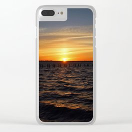 Breadth of Life Clear iPhone Case