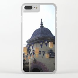 Kingdom Of Corona Clear iPhone Case
