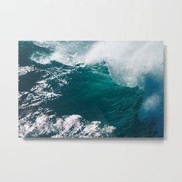 Tides Metal Print