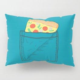 Emergency supply - pocket pizza Pillow Sham
