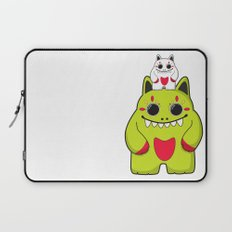 Bad & Mad Laptop Sleeve