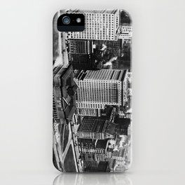 Michigan Avenue in Chicago (1911)  iPhone Case