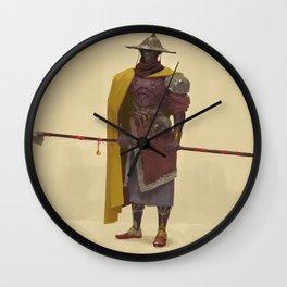 Pilgrim #2 Wall Clock