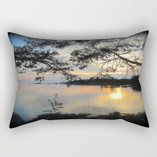 William Morris Revisited Rectangular Pillow
