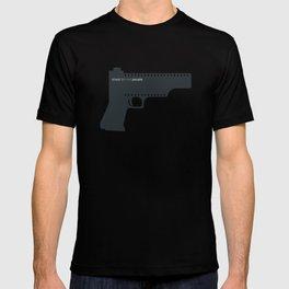 Shoot film not people T-shirt