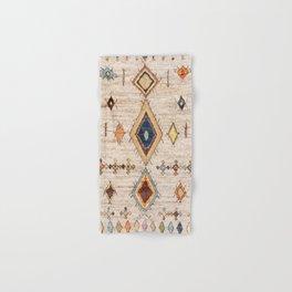 N250 - Oriental Heritage Berber Traditional Moroccan Style Hand & Bath Towel