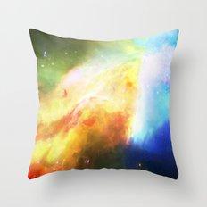 Space 07 Throw Pillow
