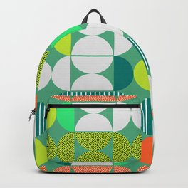 Happy shapes Backpack