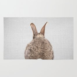 Rabbit Tail - Colorful Rug