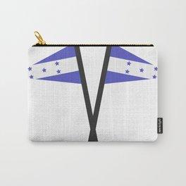Honduras flag Carry-All Pouch