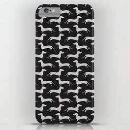 Hound's Tooth iPhone Case