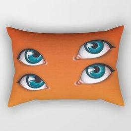Citrus Sun Rectangular Pillow