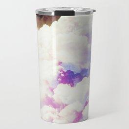 Bright Clouds Travel Mug