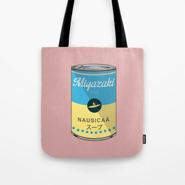 Nausicaa - Miyazaki - Special Soup Series  Tote Bag