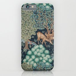William Morris The Brook iPhone Case