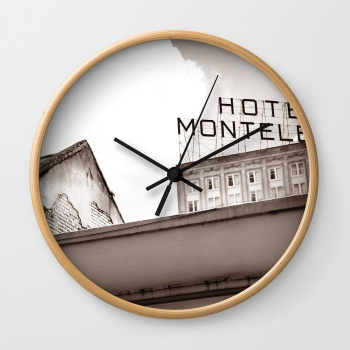 Hotel Monteleone Wall Clock