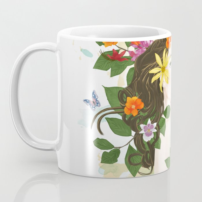 Goddess Amazon Coffee Mug