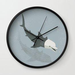 False Friends Wall Clock
