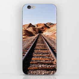 Lonesome Whistle iPhone Skin
