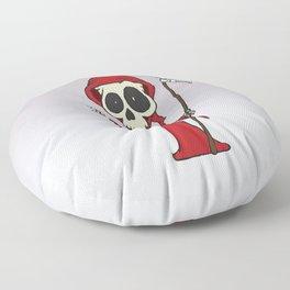 Swiss Reaper Floor Pillow