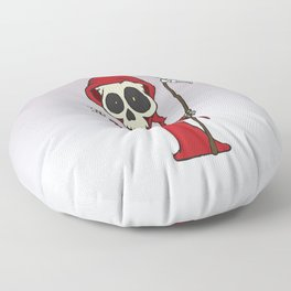 Swiss Reaper Floor Pillow