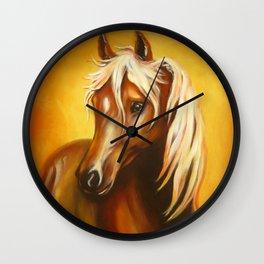 Dream Horse - Portrait Wall Clock