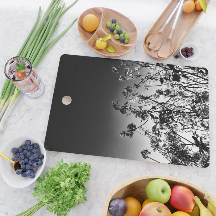 Nature in The City Cutting Board
