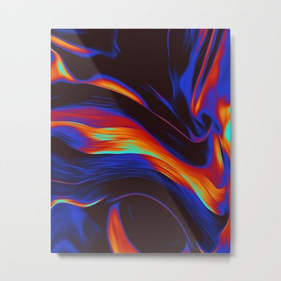 Draz Metal Print