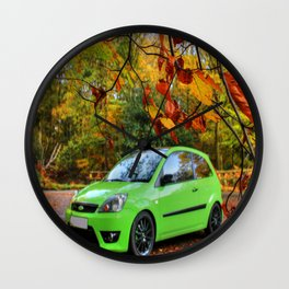 What I love the most Wall Clock
