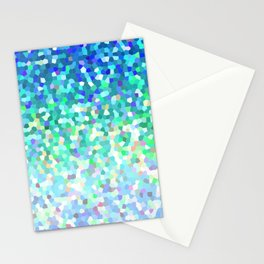 Mosaic Sparkley Texture G149 Stationery Cards