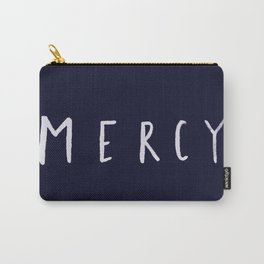 Mercy x Navy Carry-All Pouch