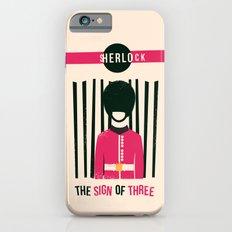 Sign of Three iPhone 6s Slim Case