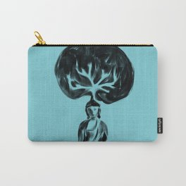 Cool Buddha - Moods of blue Carry-All Pouch