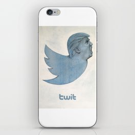 Twit Trump iPhone Skin